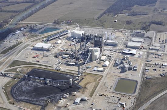 618 MW IGCC. Edwardsport, Indiana. Owner: Duke Energy.